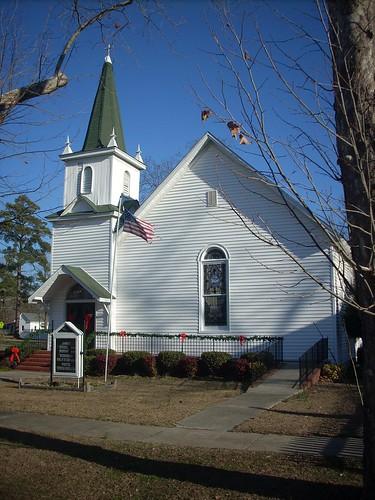 Parkton United Methodist Church