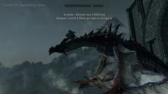 fictional character, dragon, screenshot,