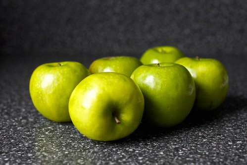 great green granny apples