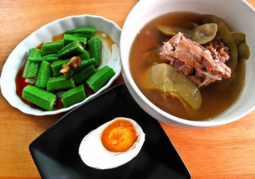 IMG_0850 Simple dinner menu