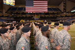 U.S. Army All-American Bowl showcases Soldiers, football stars
