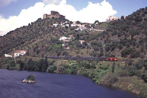 portugal railway