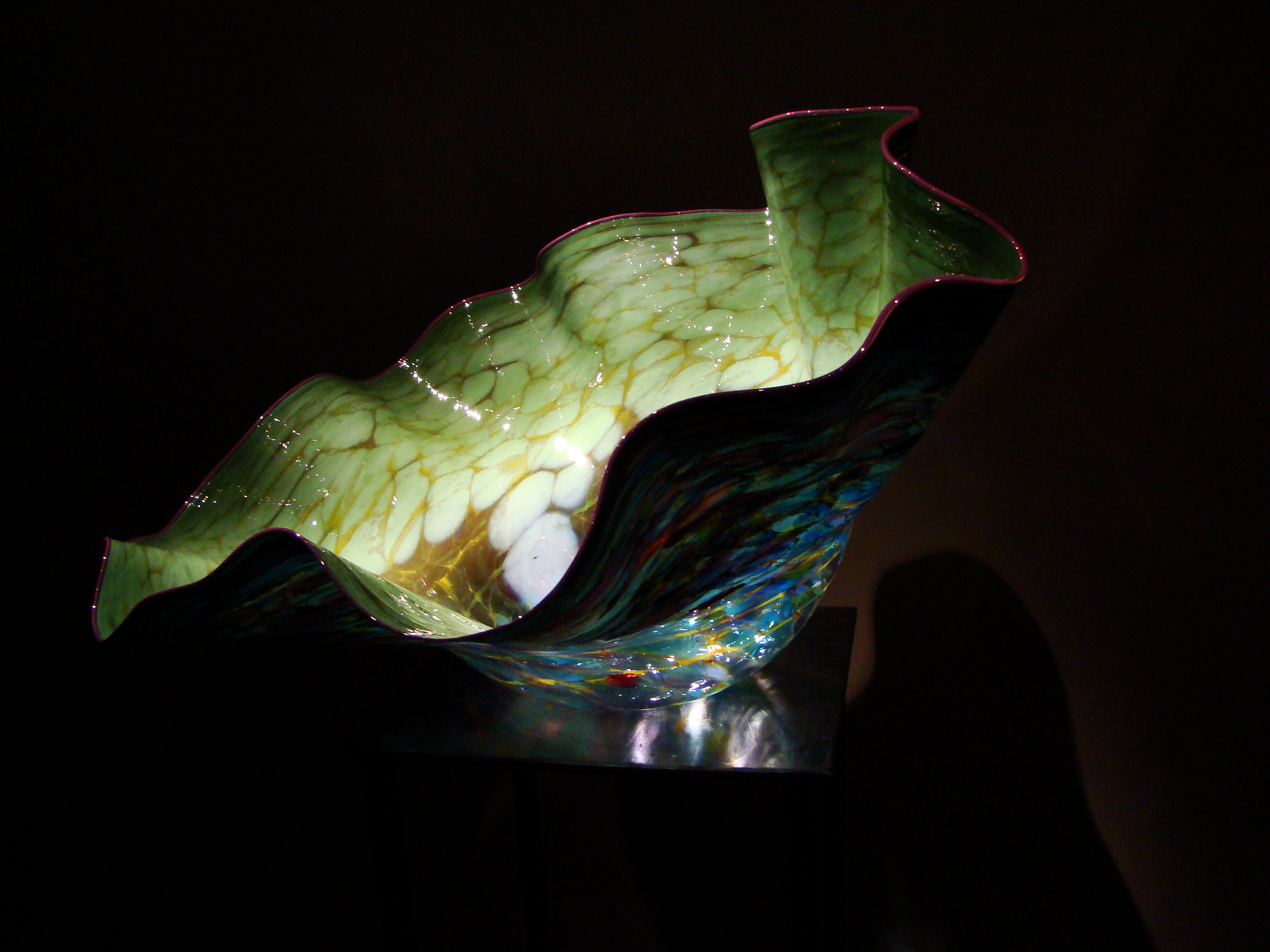 Dale Chihuly   Young Museum