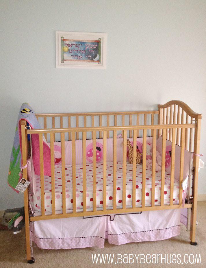 Baby bear crib