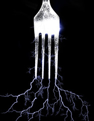 day 106 - Fork of lightning