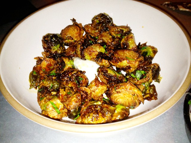 Freddy Smalls' brussels sprouts by Caroline on Crack