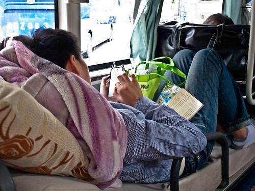 Autobús cama