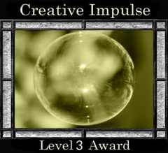 Creative Impulse Level three award