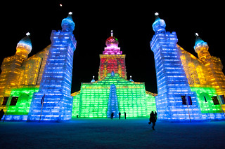 Harbin's Snow and Ice World