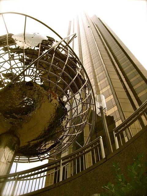 Columbus Circle Trum Tower