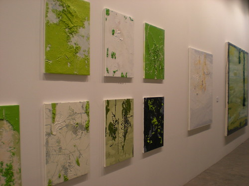 Art Stage Special Project Island Allegories Ng Joon Kiat Green Series 11 Jan 12