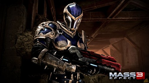 Mass Effect 3 Weapons Locations Guide