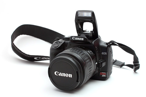 Canon Rebel XTi / 400D