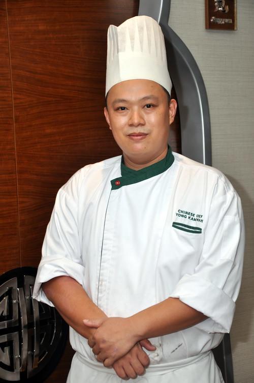 Master Chef Yong