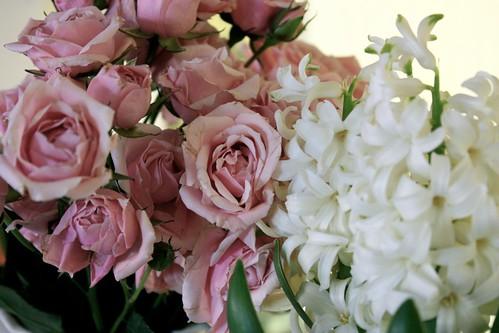 Roses & Hyacinths