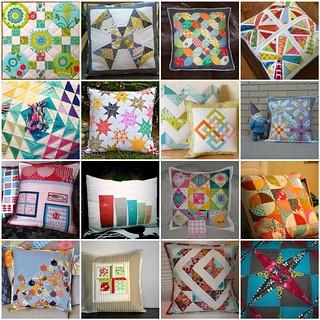 Pillow Talk Round 7 Mosaic/Favorite Pillows
