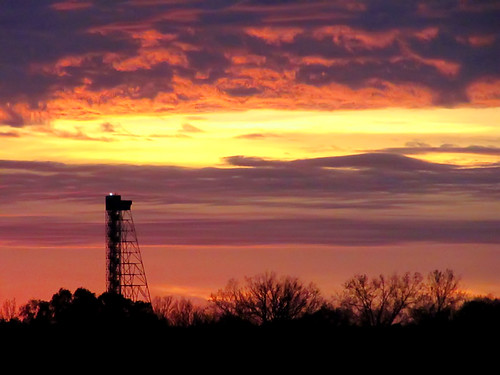 sunset alabama redstonearsenal russelltower
