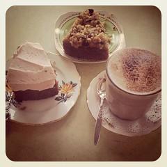 Nanna's afternoon tea