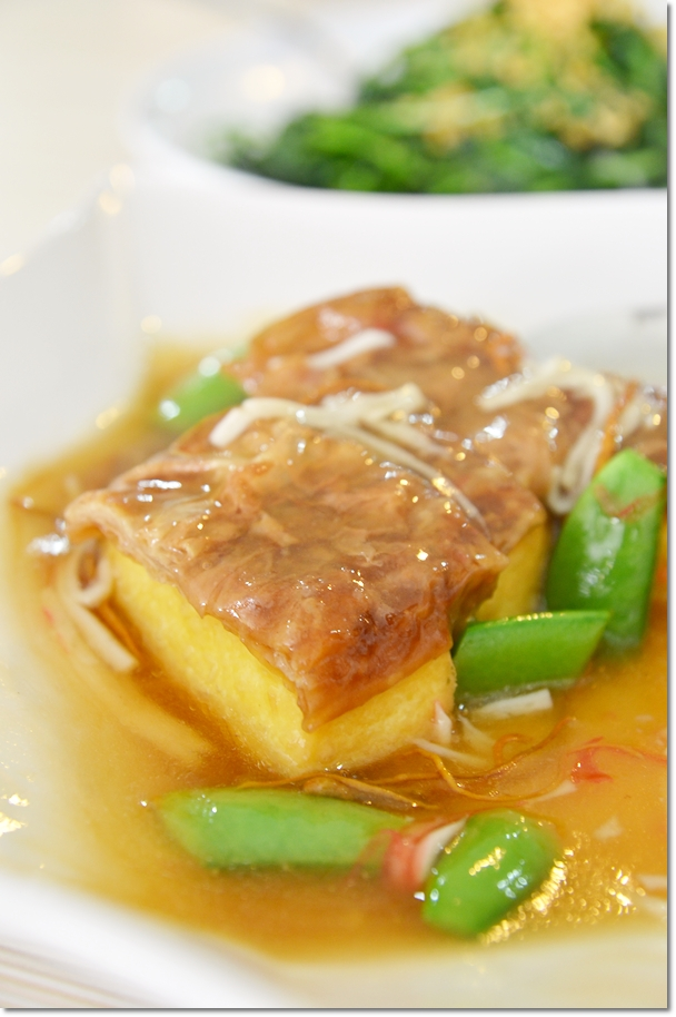 House Special Beancurd