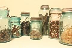 Vintage Ball Jars (13/366)