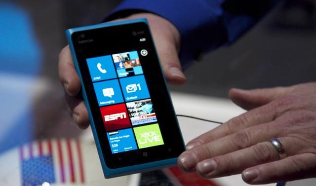 Nokia Lumia 900 Features