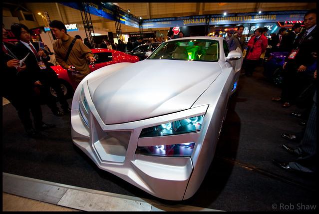 Tokyo Auto Salon Vehicles-465