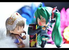 anime, cartoon, figurine, action figure, toy,