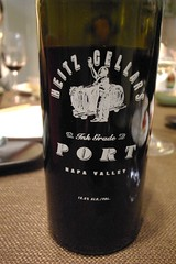 "Heitz Cellars ""Ink Grade"" Napa Valley Port"