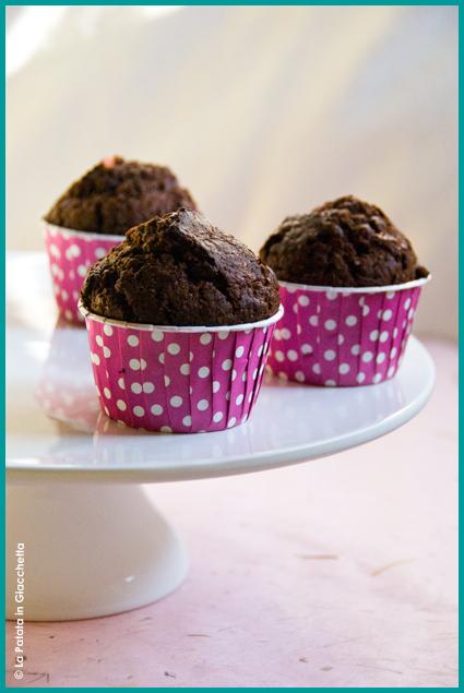 Muffin-al-doppio-cioccolato