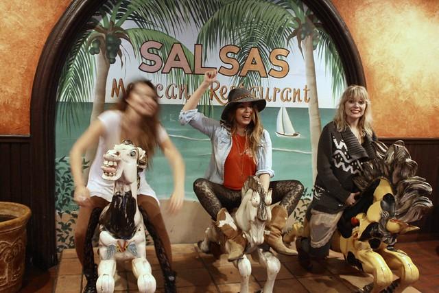 SALSA'S!