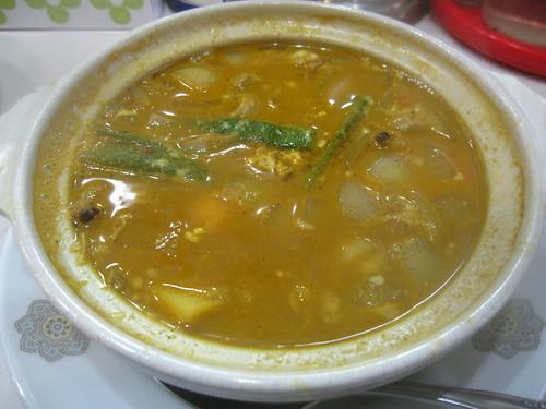 土鍋スープカレー@キッチン太郎(練馬)