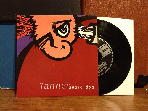 "Tanner - Guard Dog 7"" by Tim PopKid"