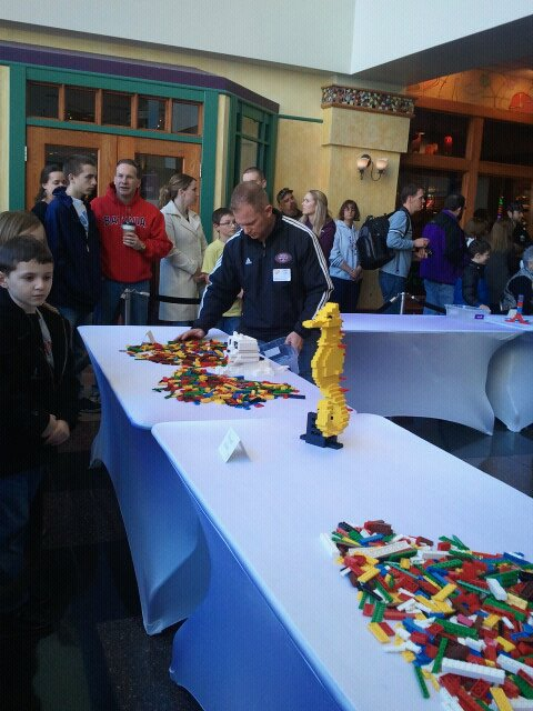 Lego Competition 2012