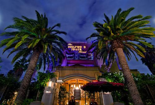 Disney California Adventure - Twilight Zone Tower of Terror