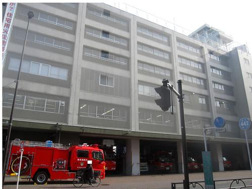 外観@練馬消防署(練馬)