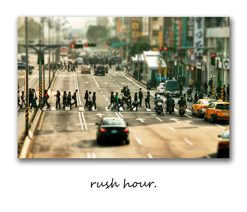 [city] rush hour