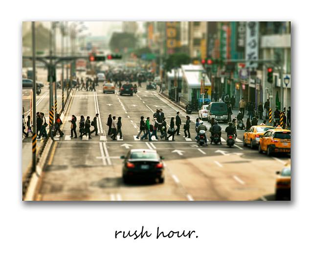 [city] rush hour
