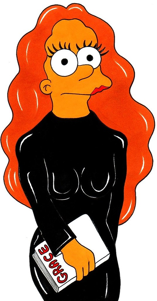 grace-coddington-marge-simpson