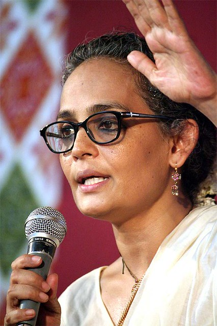 City Special - Arundhati Roy in Bombay