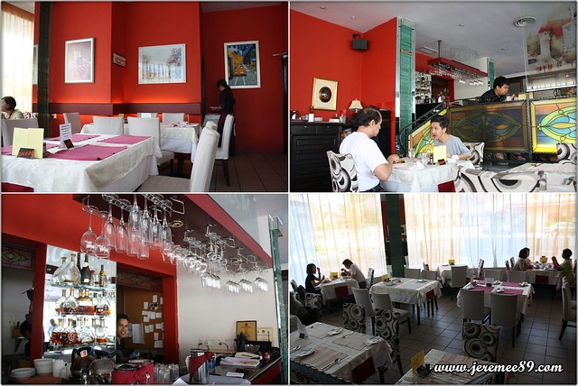 Salsas Restaurant @ Continental Hotel, Upper Penang Road - Environment