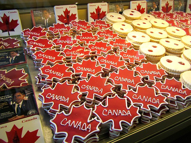 Obama Cookies, Ottawa