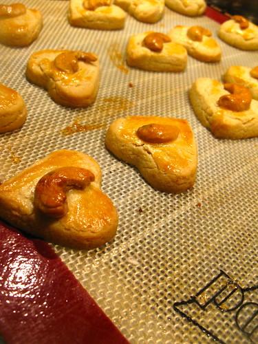 Singlish Swenglish Cashew Nut Cookies