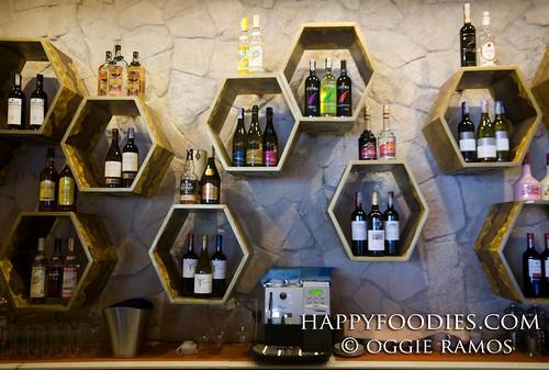 The Octagon Bar