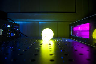 Polymers and UV Lamp