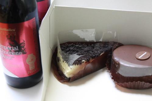 インペリアルチョコレートスタウト(サンクトガーレン)