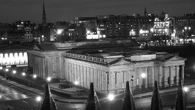 nocturnal National Gallery of Scotland 01