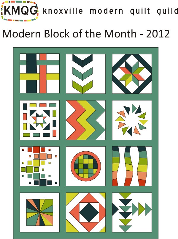 KMQG Block of the Month 2012