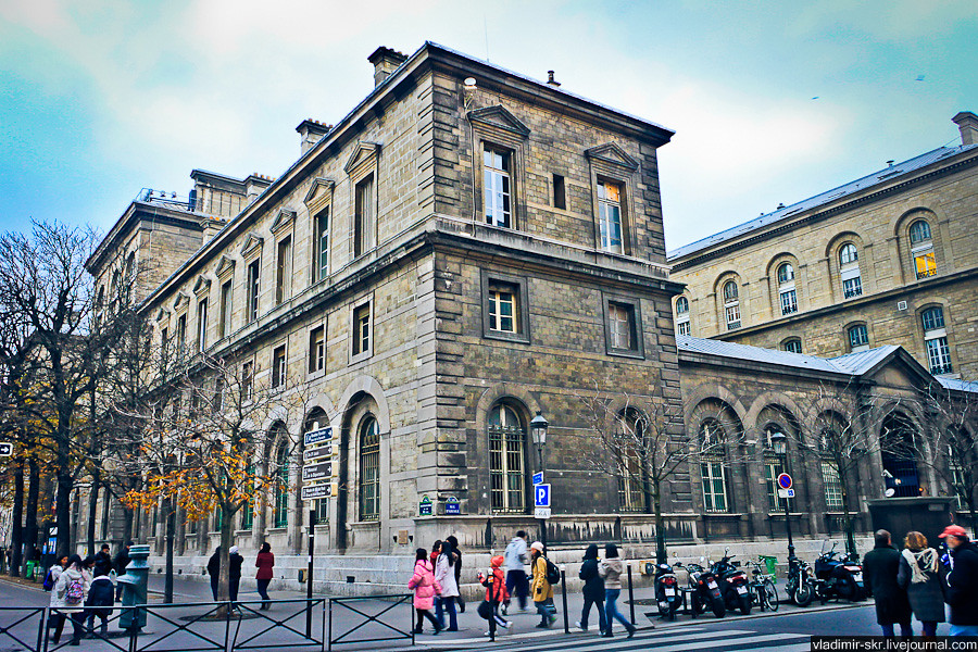 Hospitel-Hotel Dieu Paris
