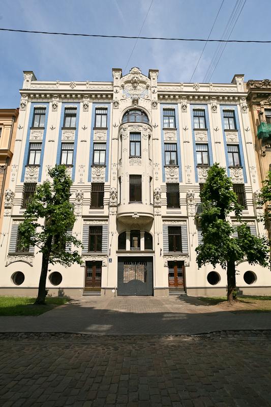 Riga Art-Nuveau