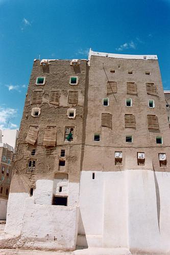 architecture yemen wadi 建築 shibam イエメン シバーム ハダラマート hadahramawt